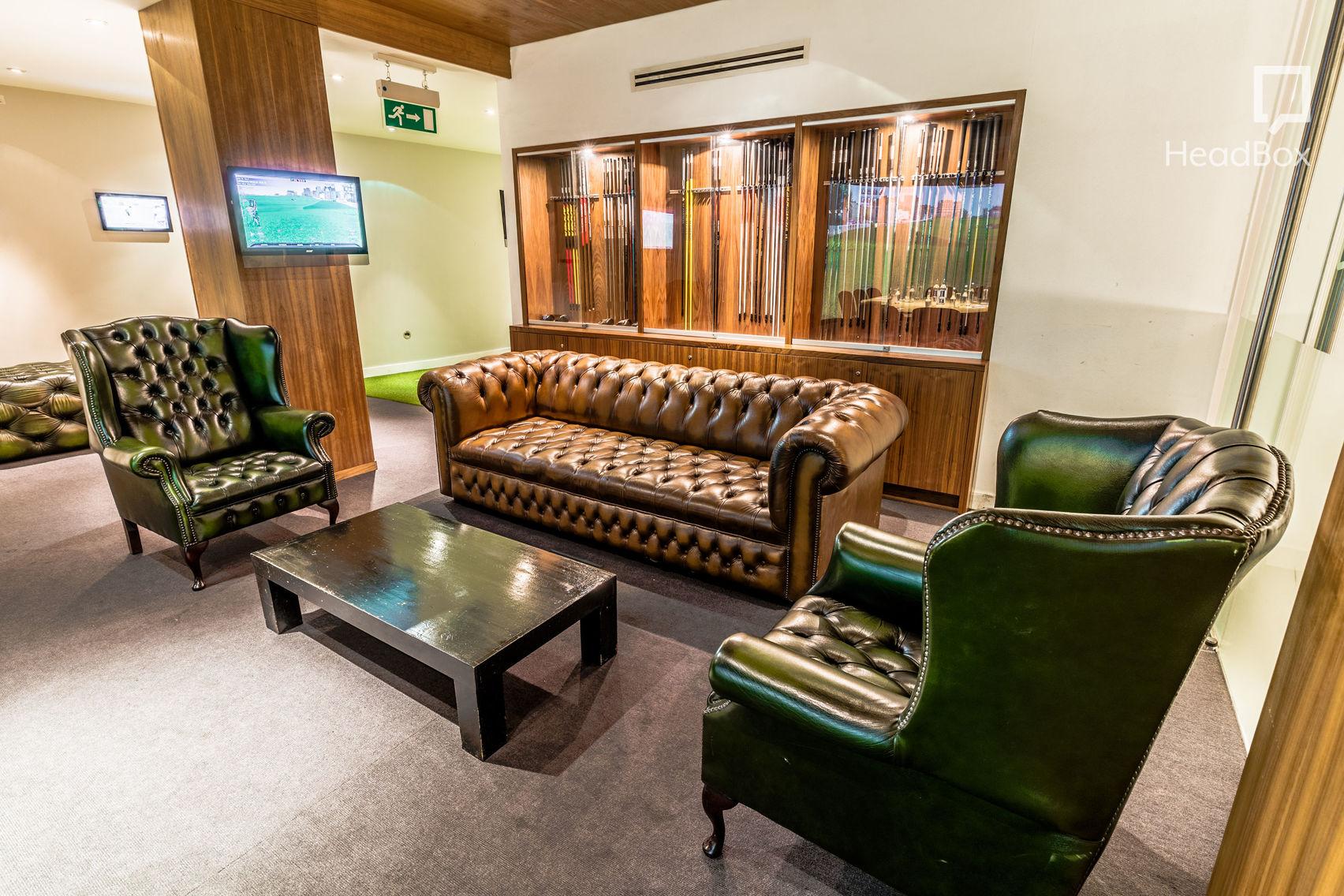 VIP Area, Urban Golf Smithfield