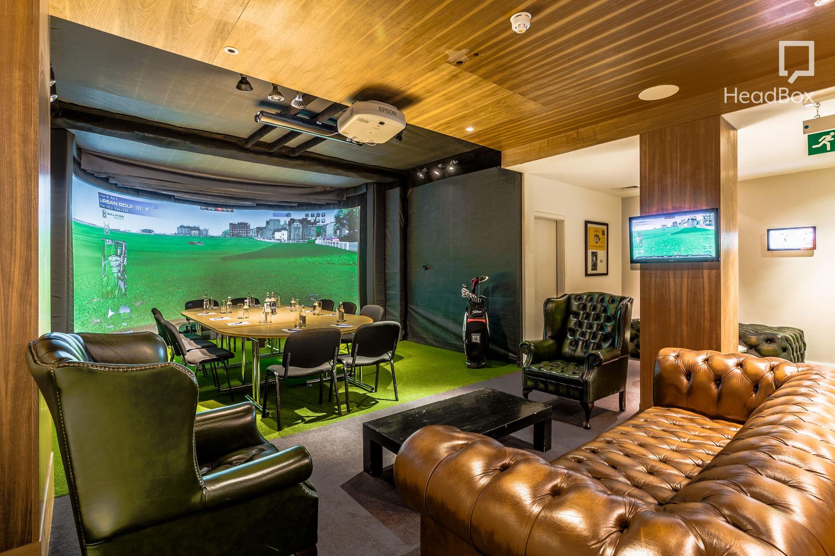 The Bunker, Urban Golf Smithfield