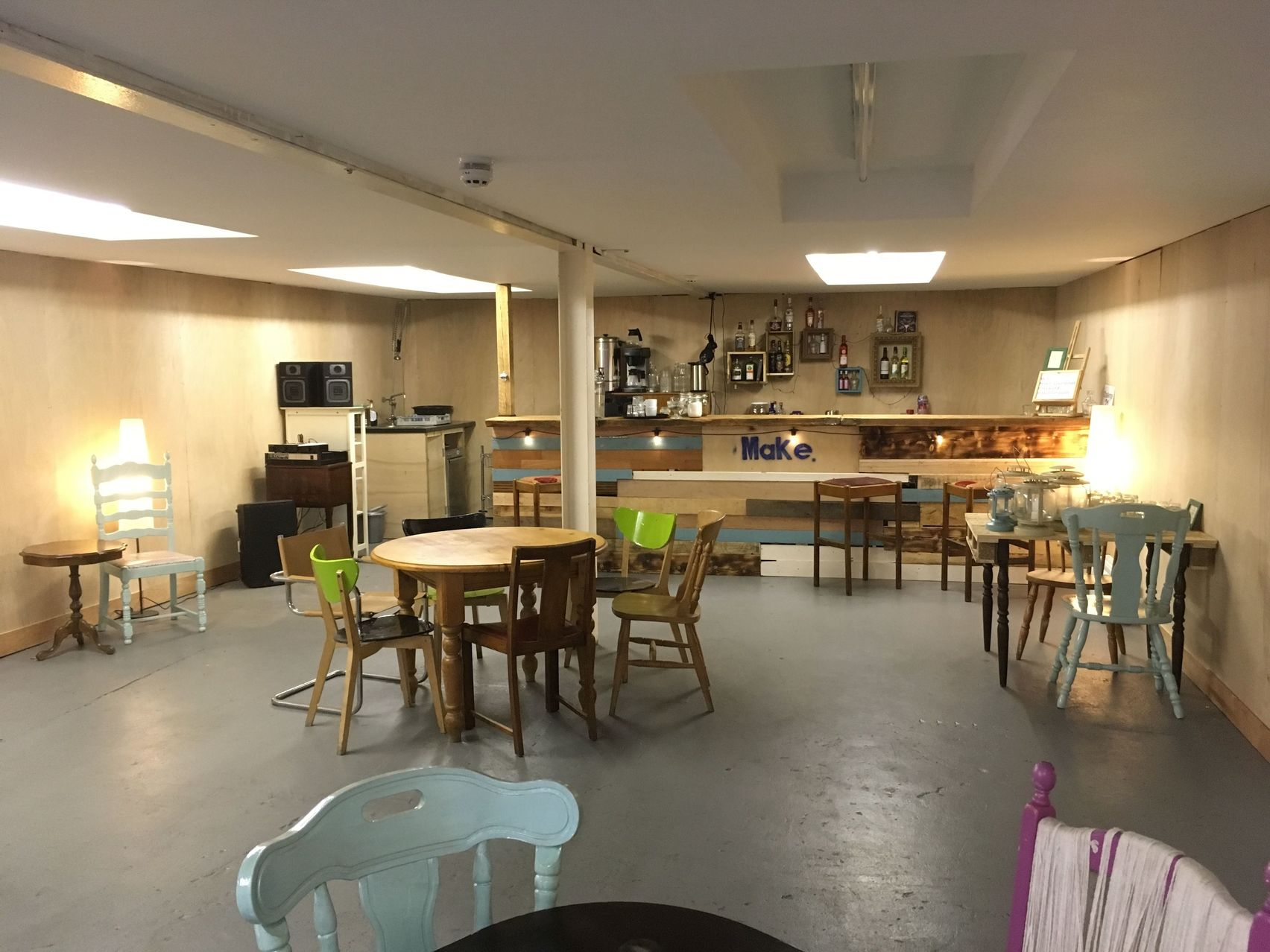 The Bar, Make Liverpool - North Docks