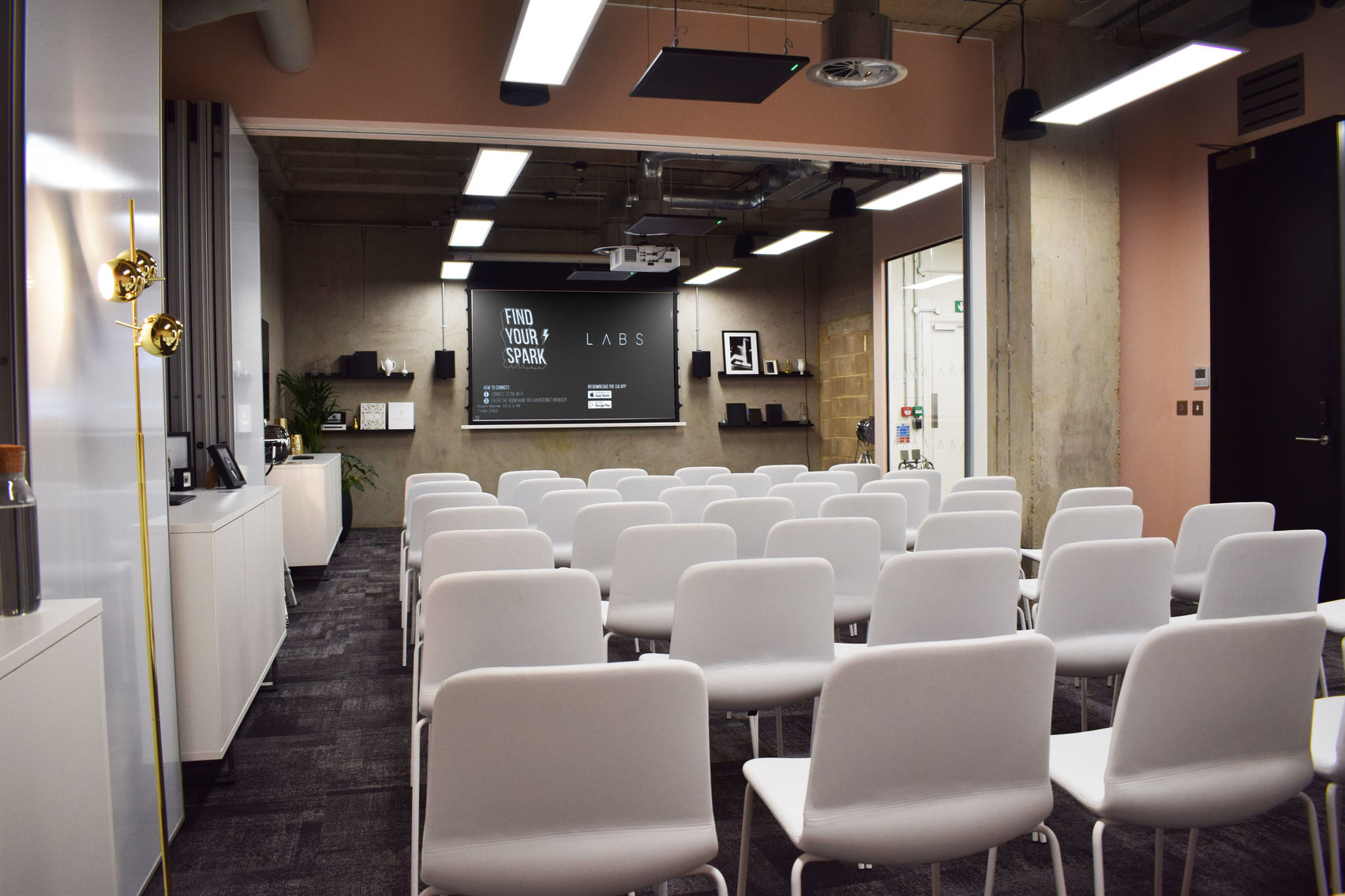 Conference Space, LABS Holborn