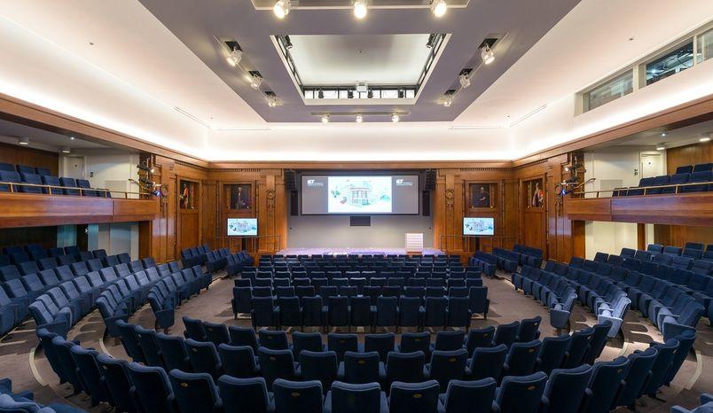 Kelvin Lecture Theatre, IET London: Savoy Place