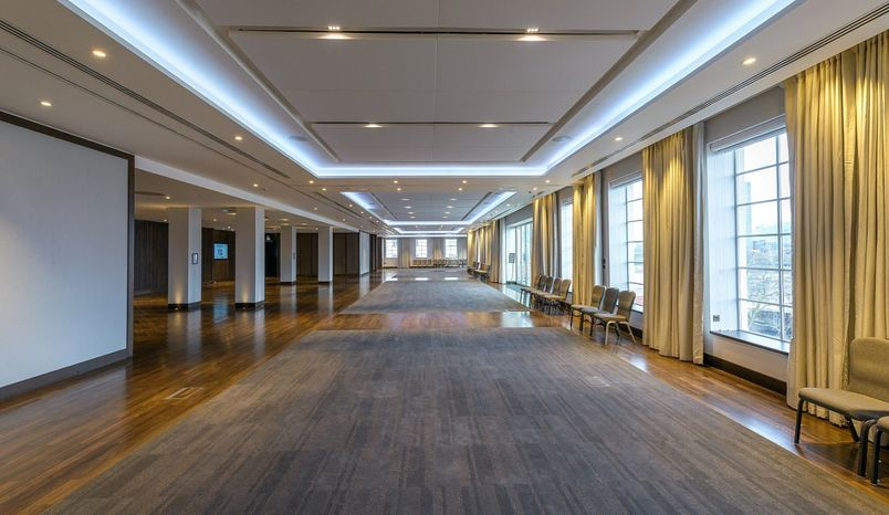 Riverside Room, IET London: Savoy Place
