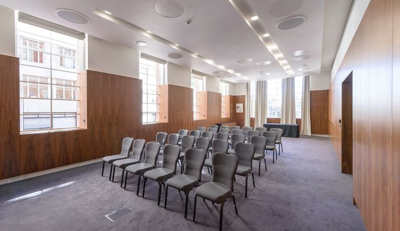 Lovelace Room, IET London: Savoy Place