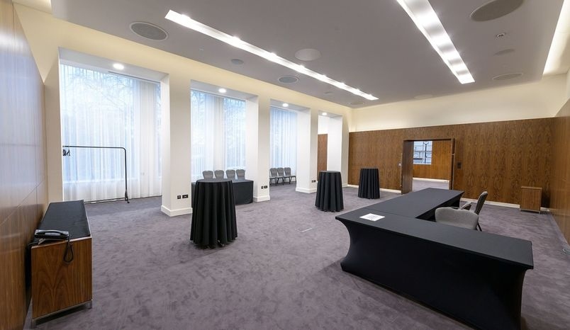 Haslett Room, IET London: Savoy Place