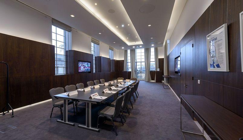 Siemens Boardroom, IET London: Savoy Place