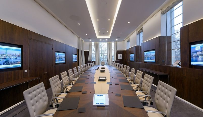 Wedmore Boardroom, IET London: Savoy Place