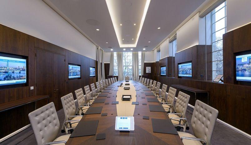 Wedmore Boardroom, IET London: Savoy Place
