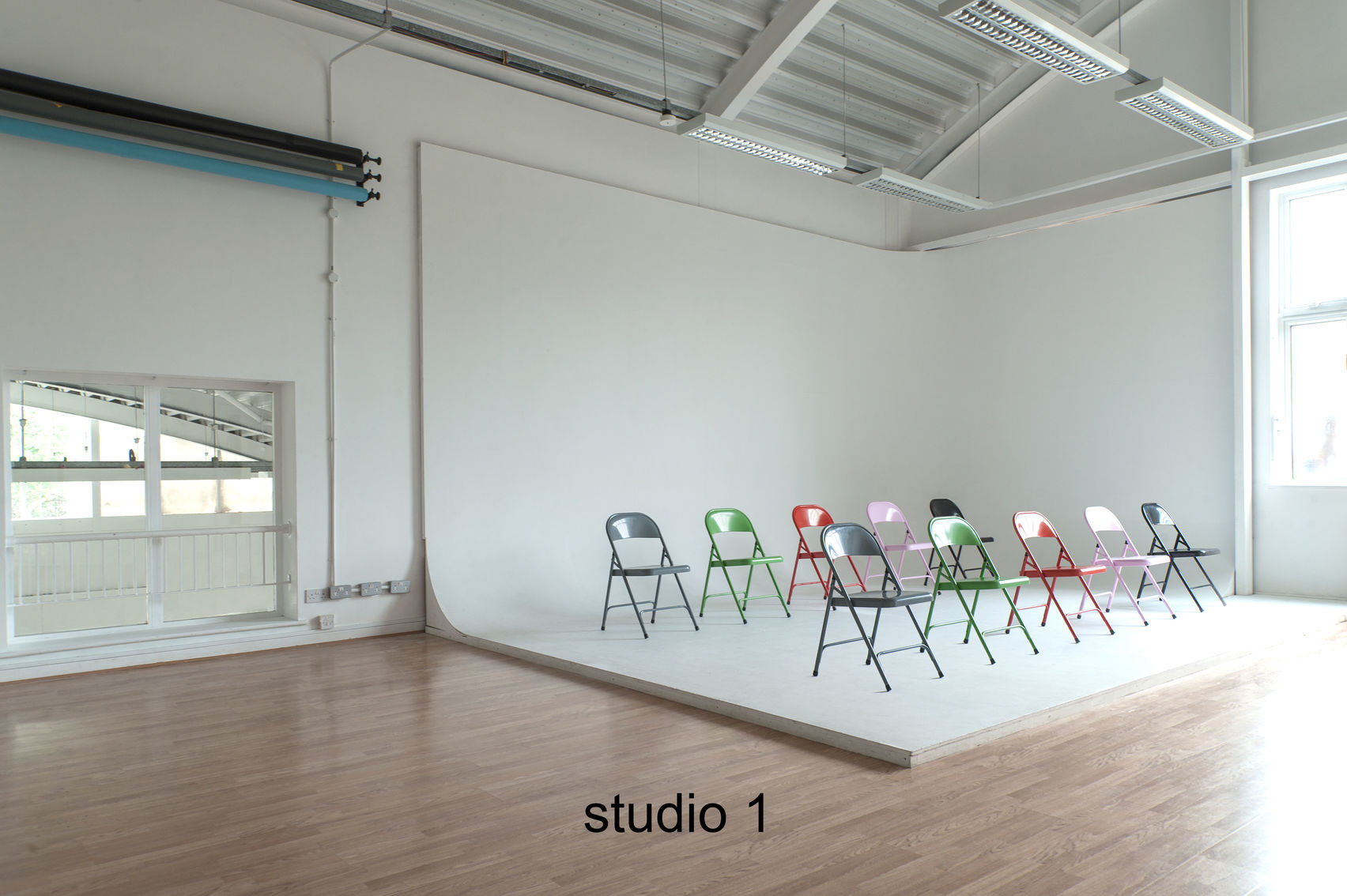 Cre8 Studio, The Old Baths, Studio 1