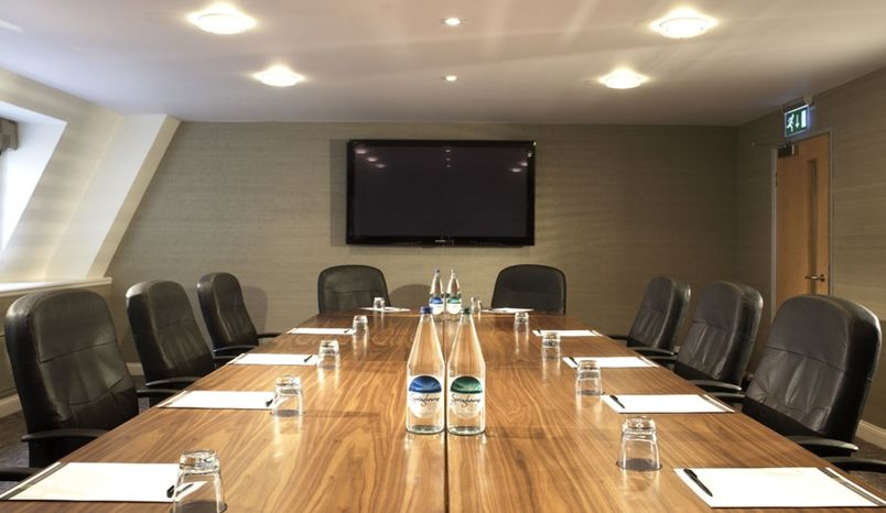 Boardroom 4, De Vere Grand Connaught Rooms