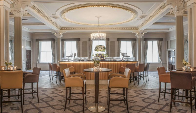 The Drawing & Edinburgh Rooms, De Vere Grand Connaught Rooms