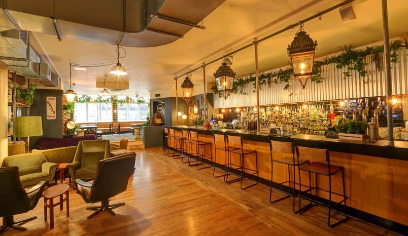 Exclusive Hire, Wringer + Mangle Spitalfields