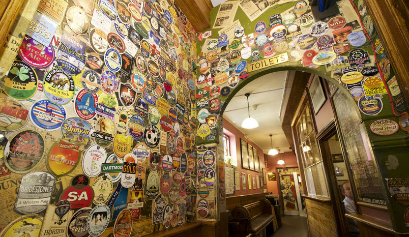 Food Bar, Kings Arms Oxford