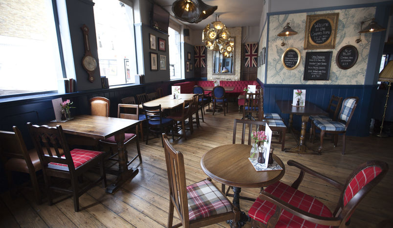 The Albert Room, Coopers Arms