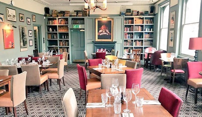 The Bridge Bar Dining Room, The Prince Albert