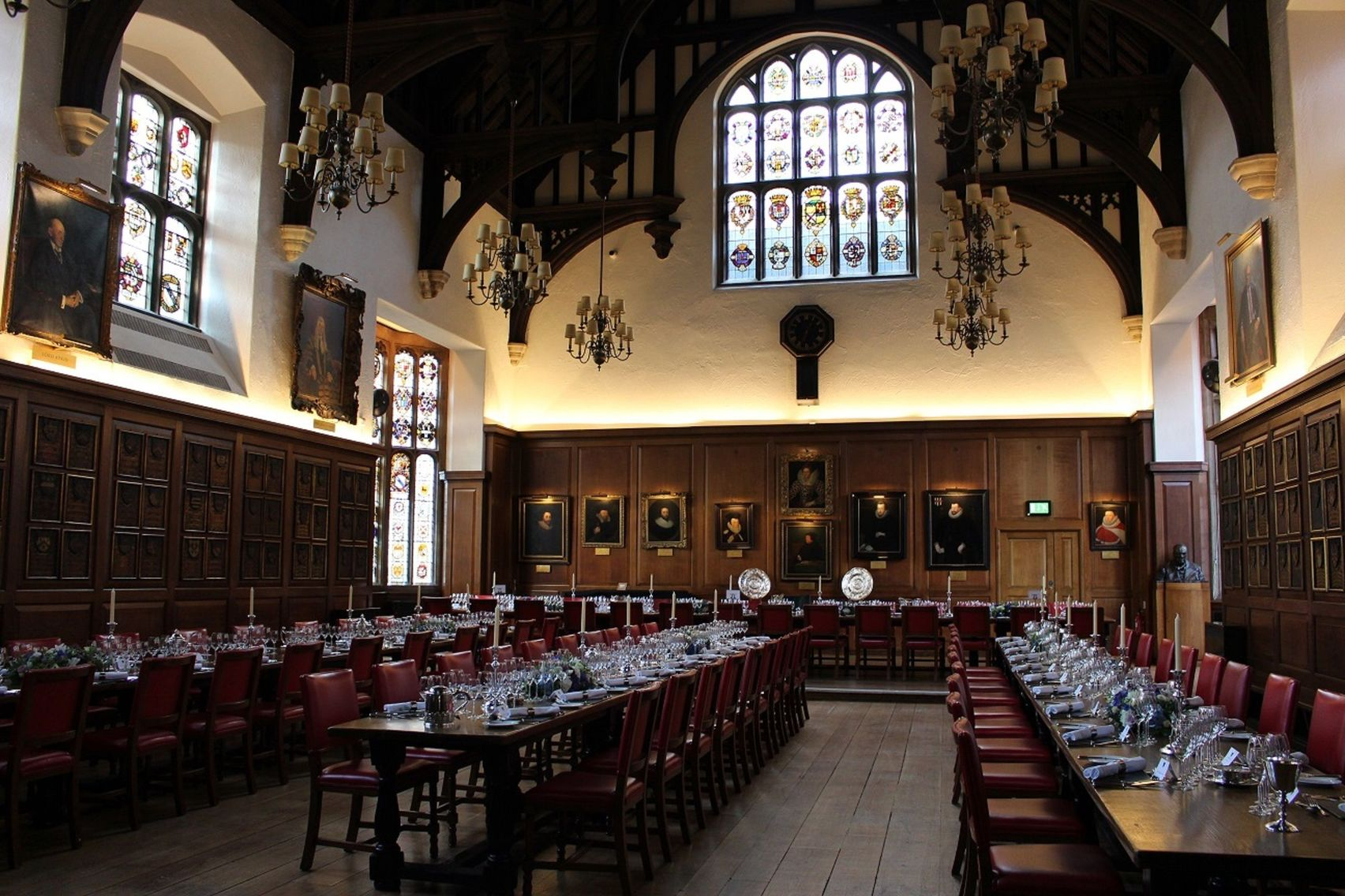 The Hall, The Honourable Society of Gray's Inn