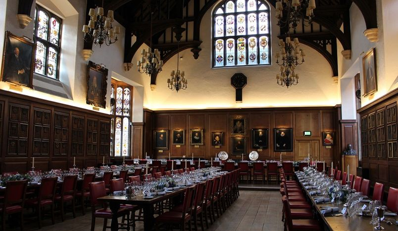 The Hall, The Honourable Society of Gray's Inn
