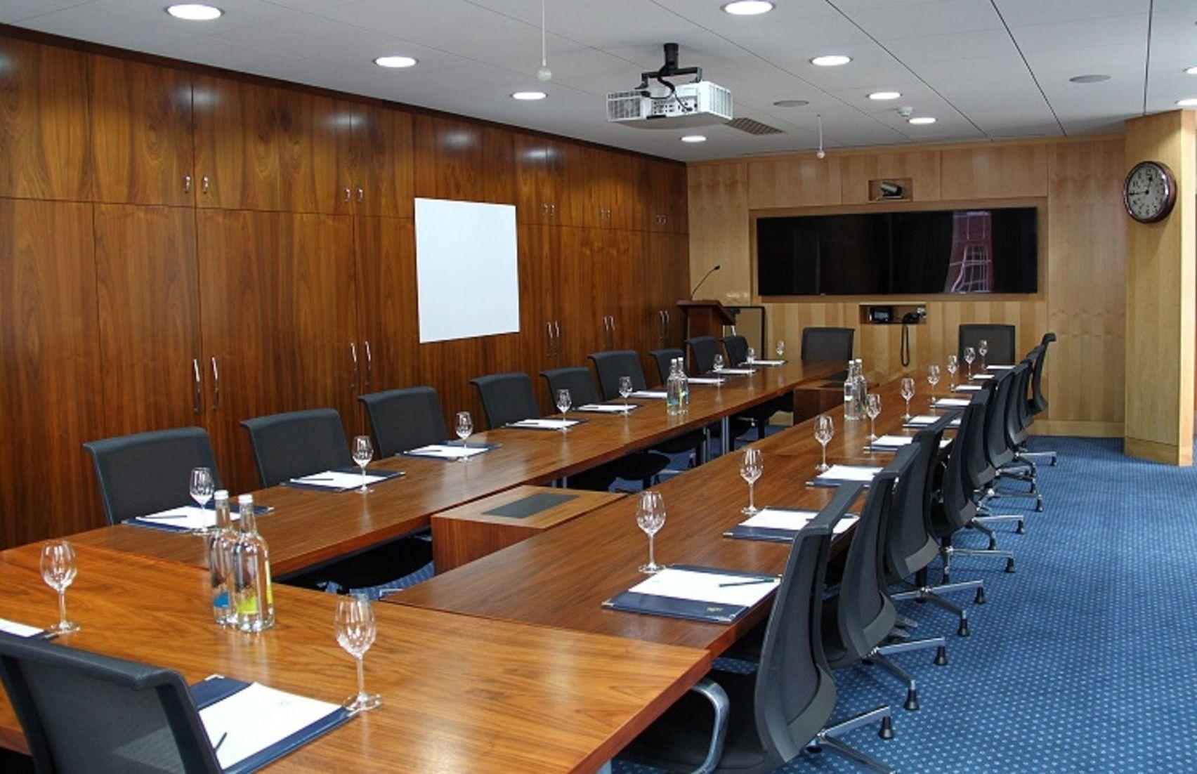 The Rose Heilbron Room, The Honourable Society of Gray's Inn