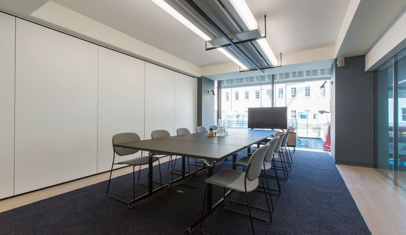 Meeting Room 1 , TOG, 20 Eastbourne Terrace