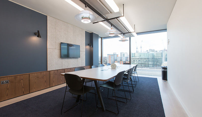 Meeting Room 9, TOG, 20 Eastbourne Terrace