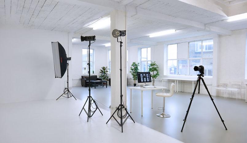 Day Light Photography Studio and Cove, Glassmint Studio