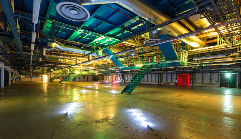 Publishing, Printworks London (Created by Venue Lab)
