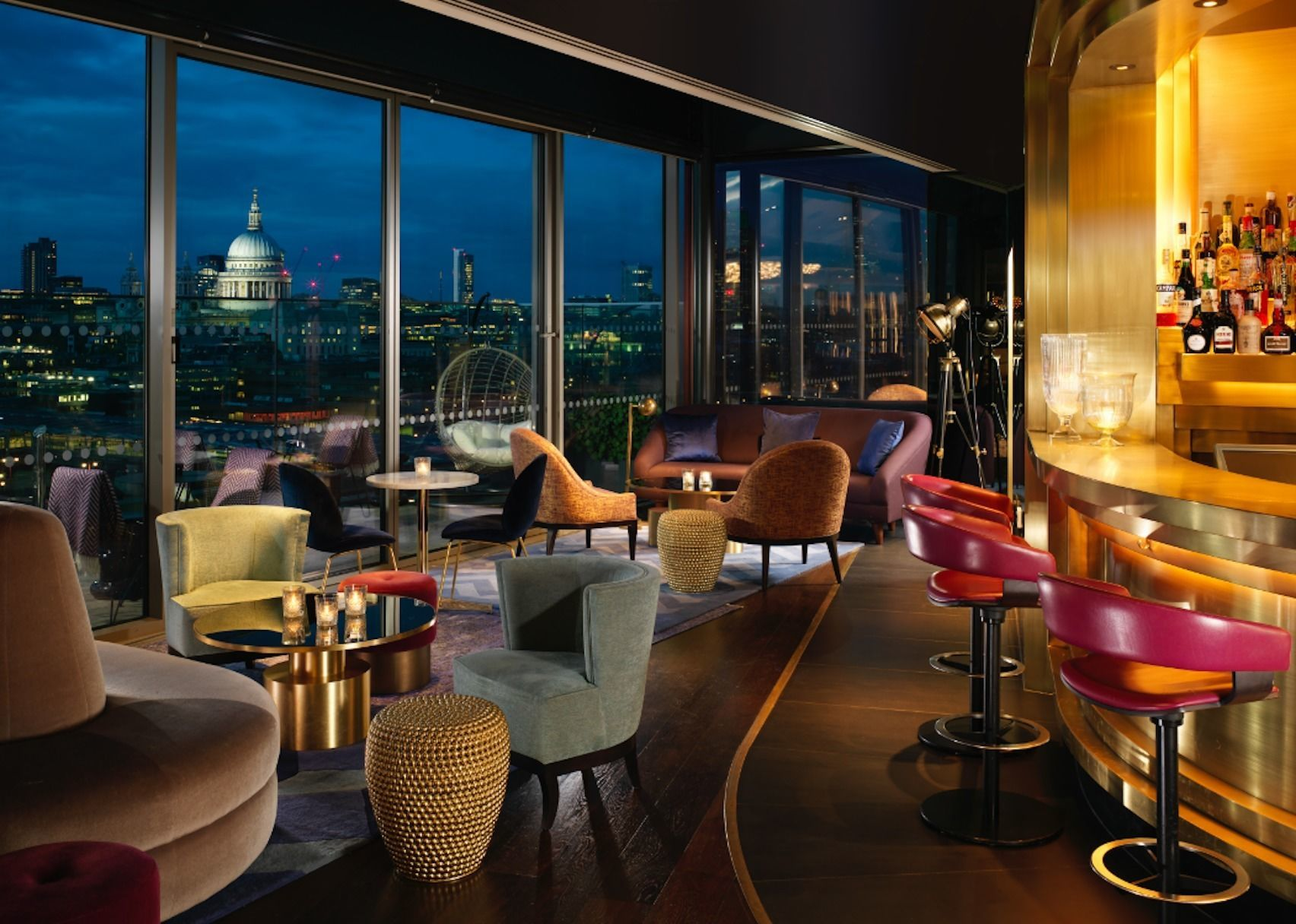 Rumpus Room, Mondrian London