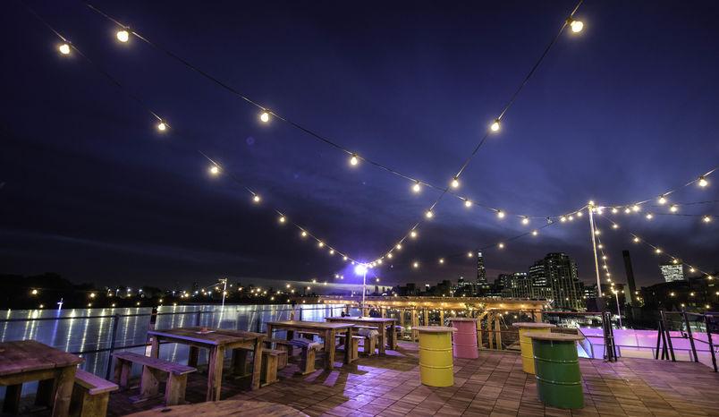 Skylight, Tobacco Dock
