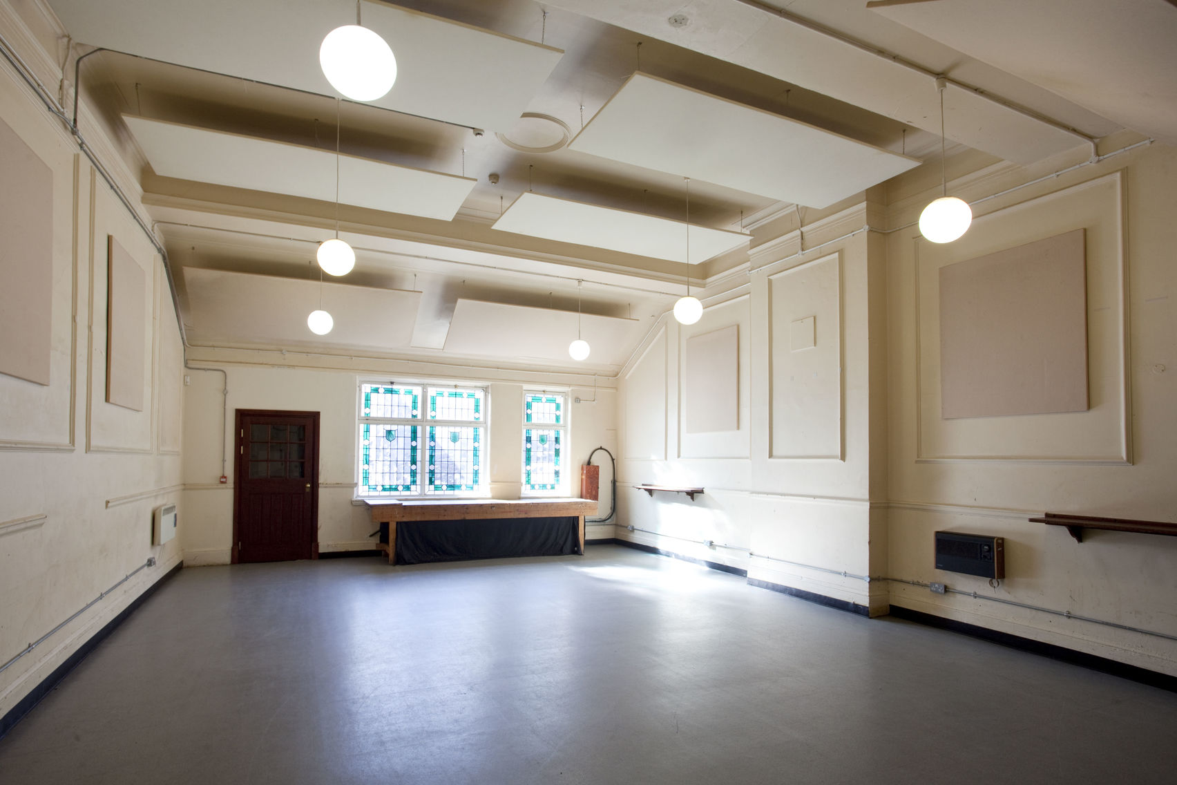 Old Servery , Shoreditch Town Hall