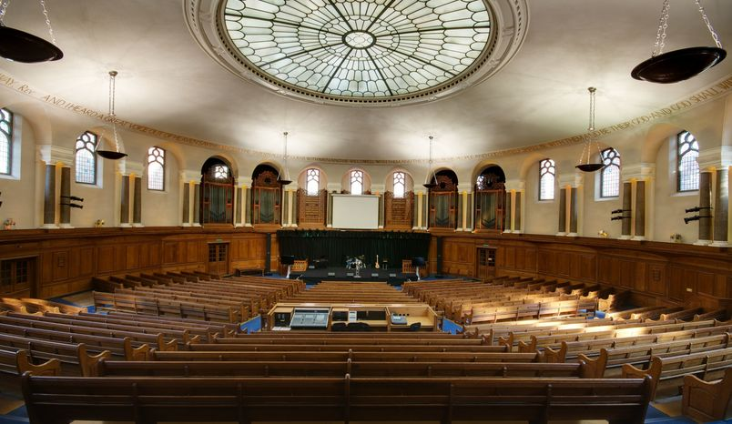 Auditorium, Emmanuel Centre