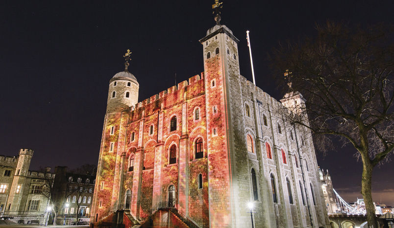 White Tower , Tower of London