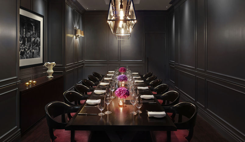 Private Dining Room, EDITION