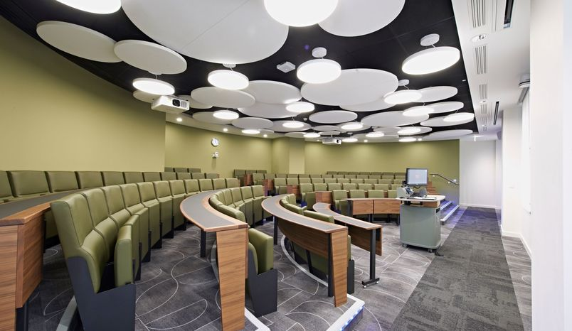 Lecture Theatre 2, Bush House