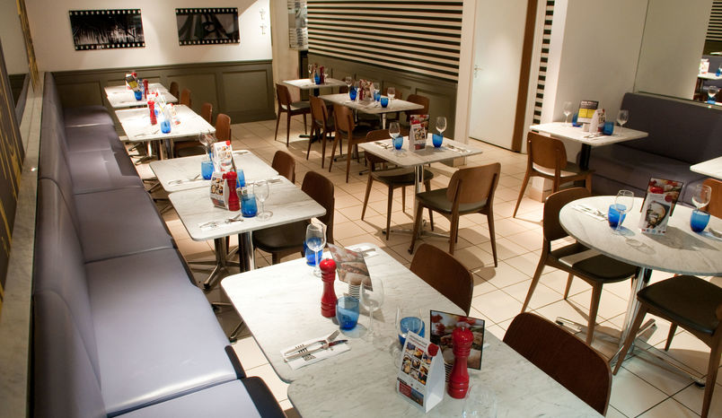 Basement Dining Room, Pizza Express Aldwych