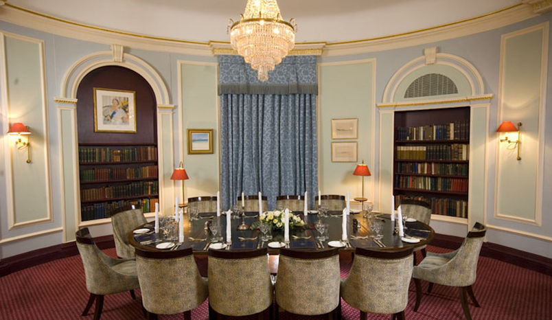 The Oval Room, The Caledonian Club