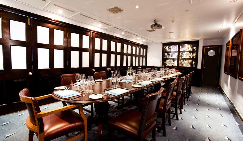 Claud Worth Room, Little Ship Club