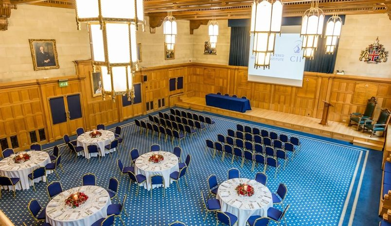 The Great Hall, Chartered Insurance Institute