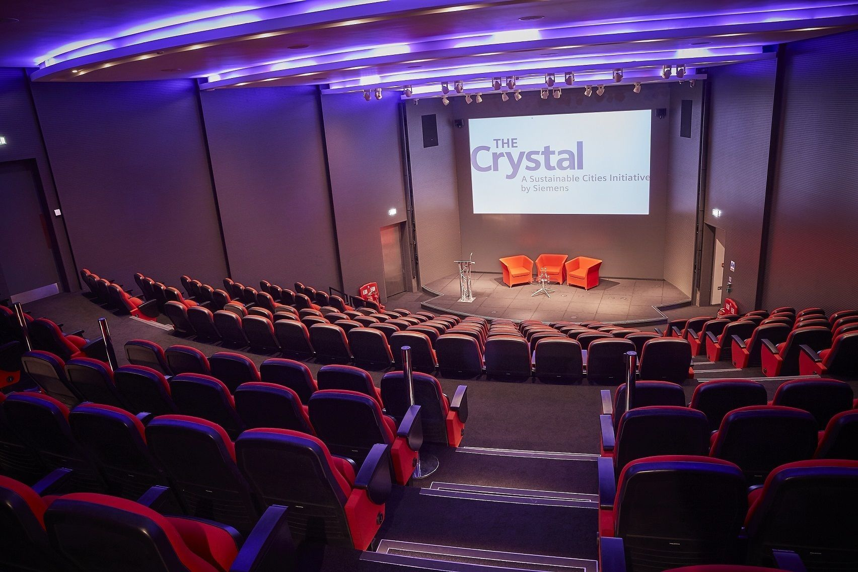 Auditorium, The Crystal