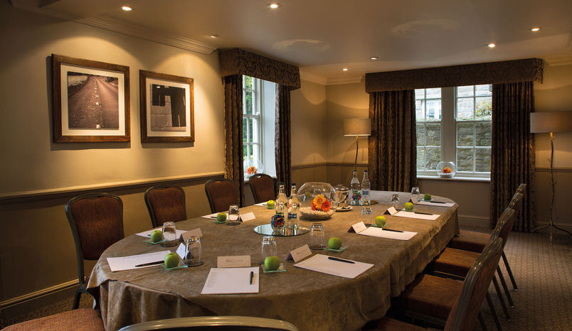 Wharfedale Suite, Wood Hall Hotel