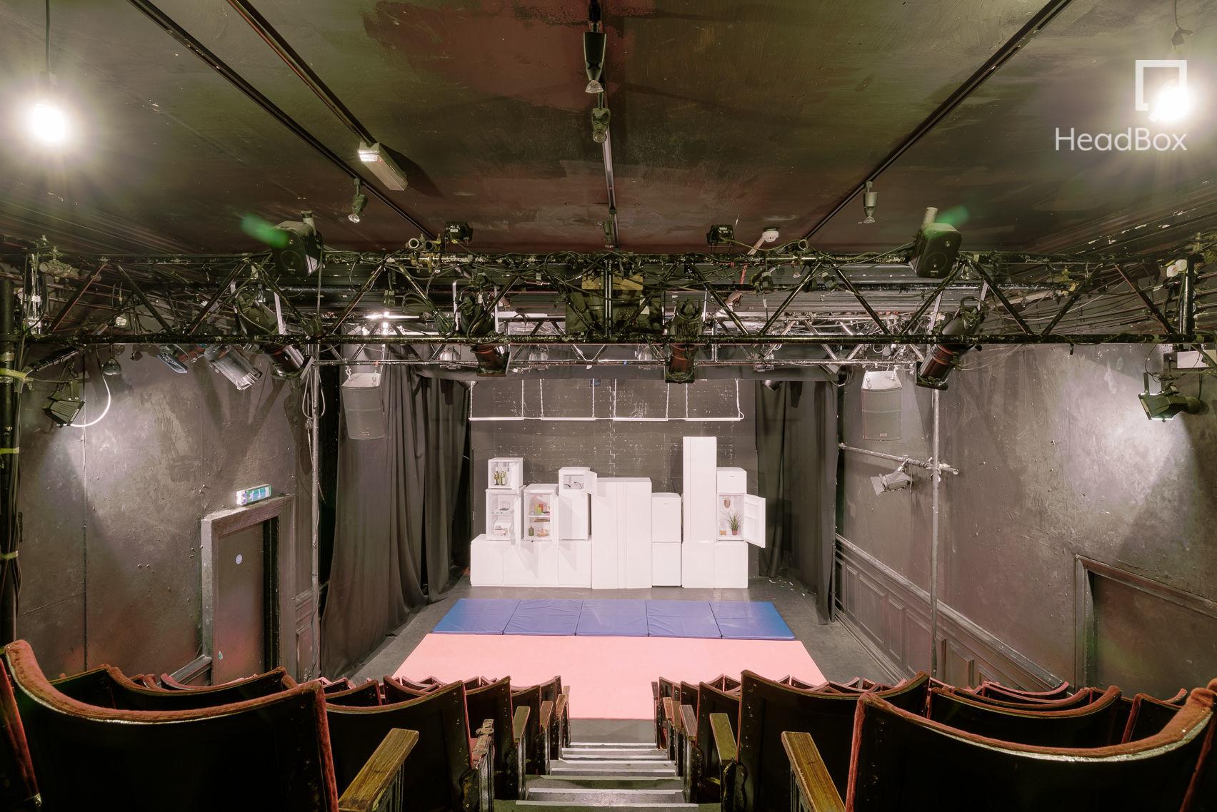 Theatre, Tabard Theatre