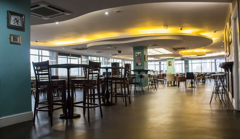 Waterfront Bar & Kitchen, Waterfront