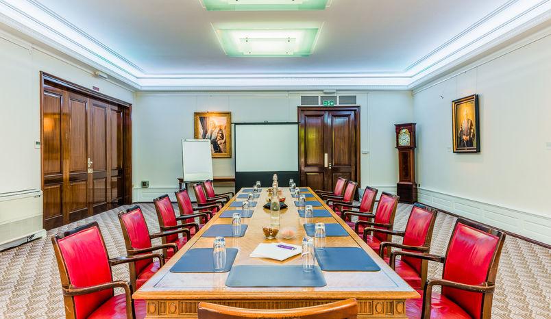 Committee Room 1, Rooms on Regent's Park