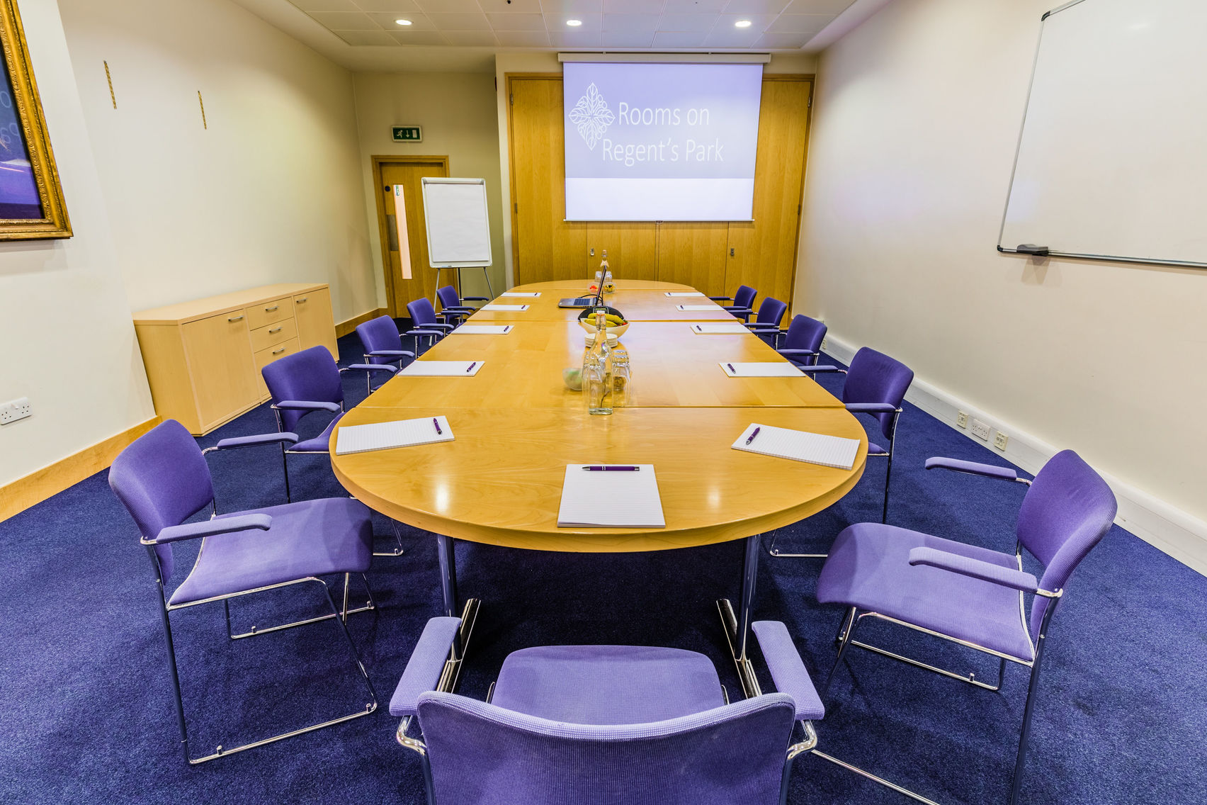 Conference Room, Rooms on Regent's Park