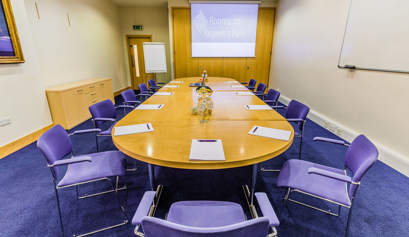 Conference Room, Rooms on Regent's Park