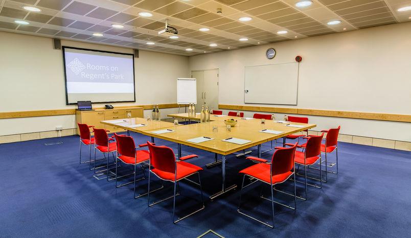 Information Technology Room, Rooms on Regent's Park