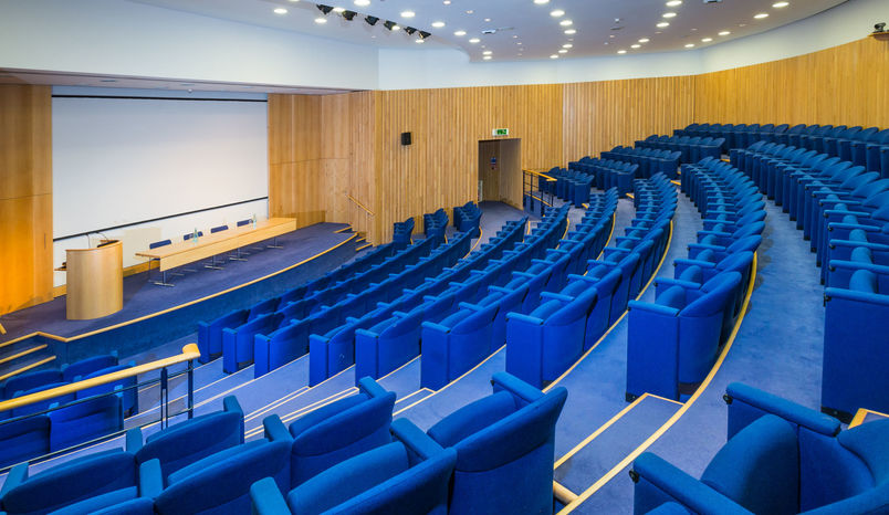Lecture, Rooms on Regent
