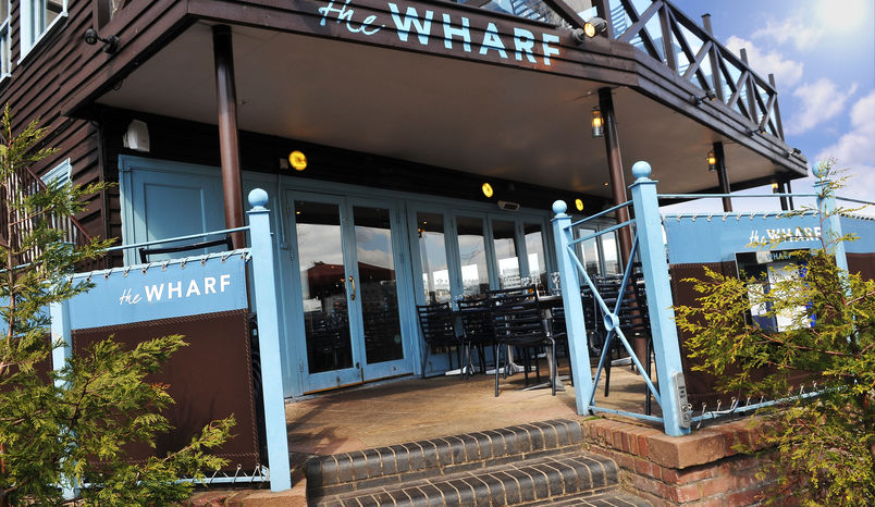 Exclusive Restaurant Hire, The Wharf