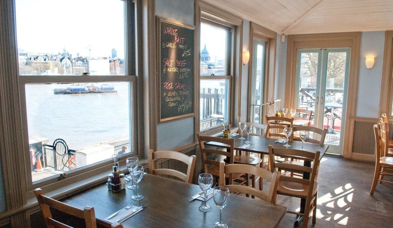First Floor Dining Room, The Wharf