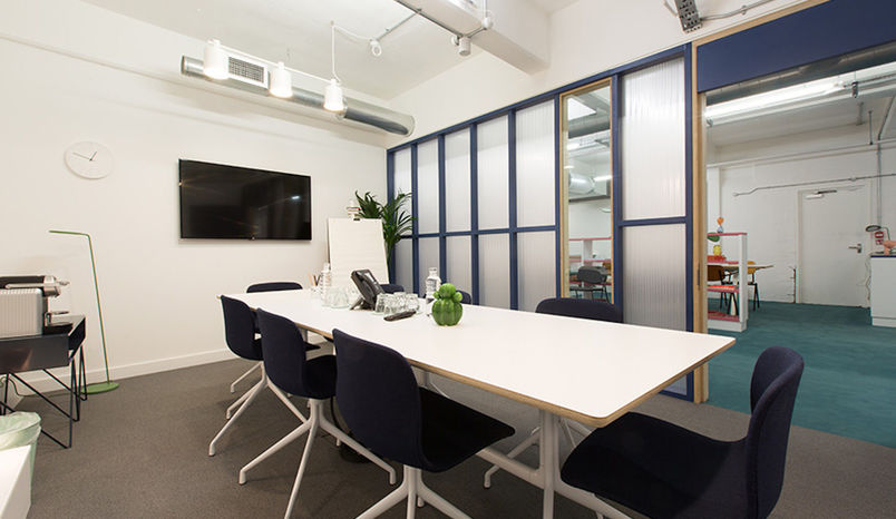 Meeting Room 1 , TOG, 113 Whitechapel High Street