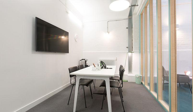 Meeting Room 3, TOG, 133 Whitechapel High Street