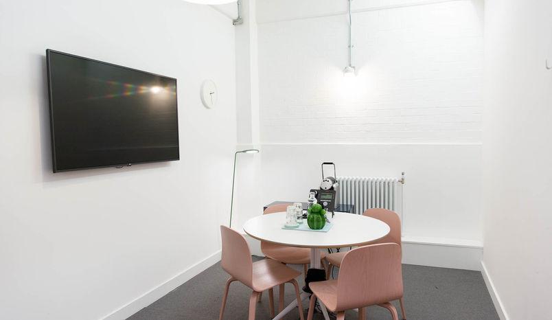 Meeting Room 4, TOG, 133 Whitechapel High Street